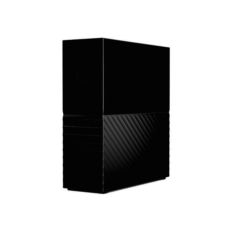 WD - MY BOOK DESKTOP STORAGE 4TB [WDBBGB0040HBK-SESN]