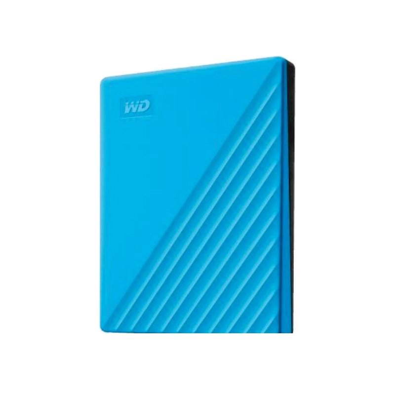WD - MY PASSPORT 2TB BLUE [WDBYVG0020BBL-WESN]