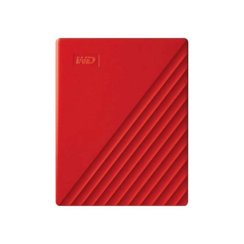 WD - MY PASSPORT 2TB RED [WDBYVG0020BRD-WESN]