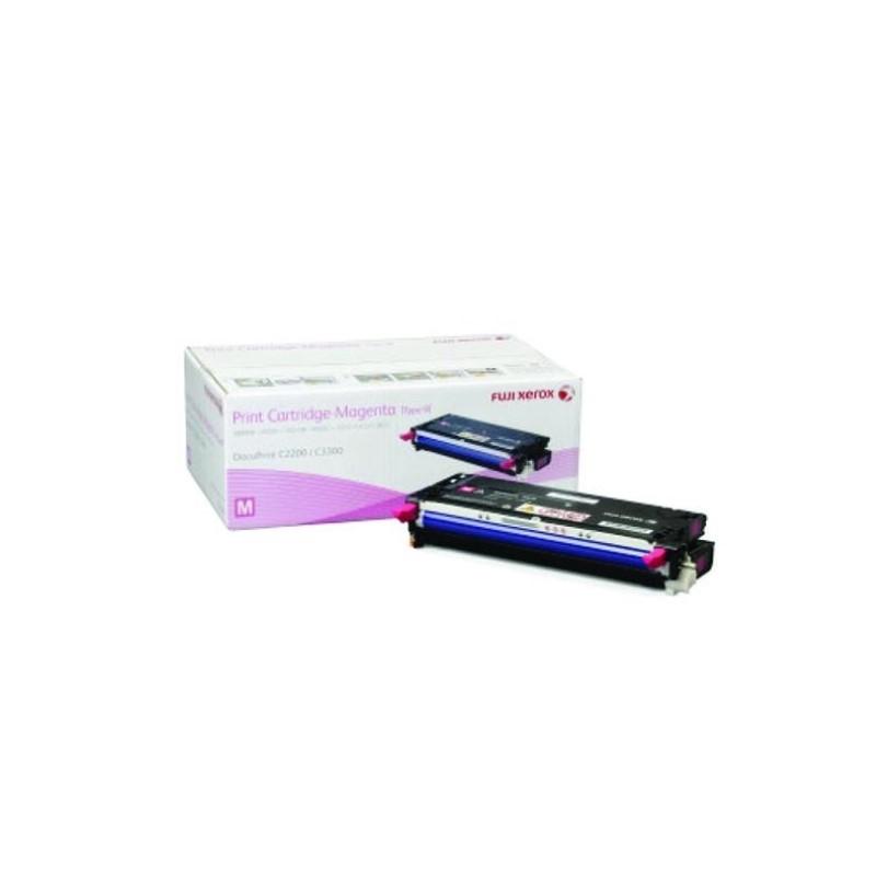 FUJI XEROX - DPC2200/3300DX High Yield Print Cartridge Magenta [CT350676]