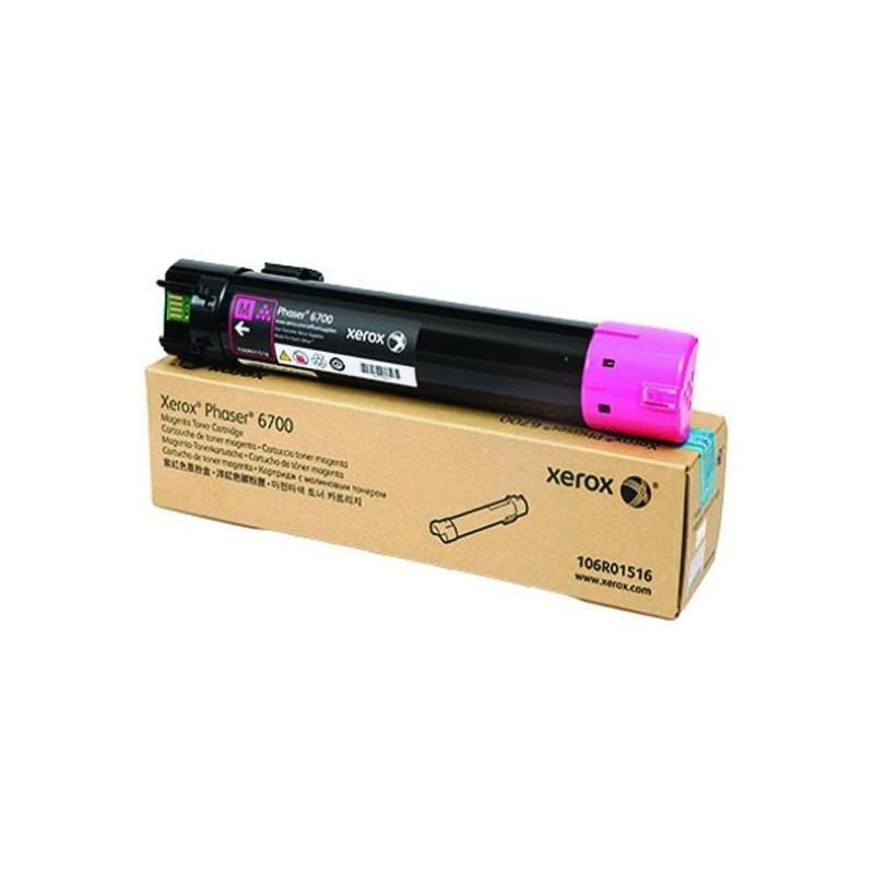 FUJI XEROX - P6700 Magenta Toner Cartridge (12k) [106R01516]