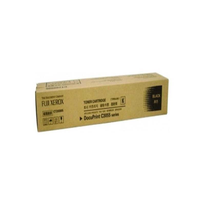 FUJI XEROX - DPC3055 Toner Cartridge Black (6.5k) [CT200805]