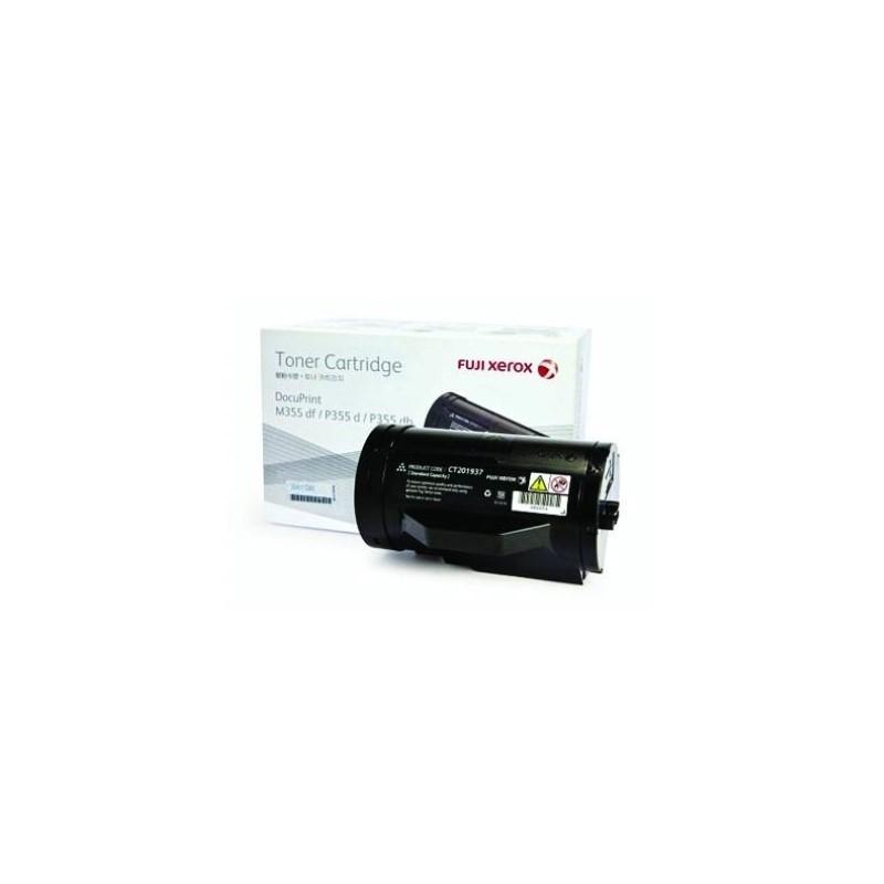 FUJI XEROX - DPP355/DPM355 Standard Yield Black Toner Cartridge (4K) [CT201937]