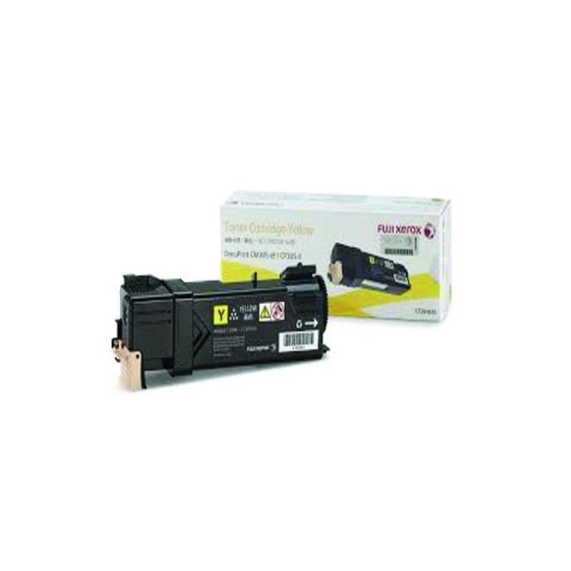 FUJI XEROX - DPCP305/CM305df - Print Cartridge Y(3K) [CT201635]