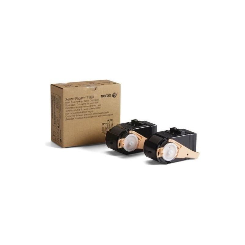 FUJI XEROX - Black Dual Pack [106R02623]