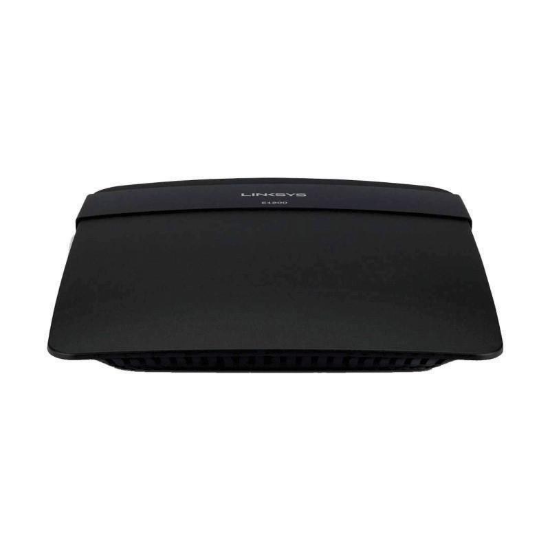 LINKSYS - N300 Wireless-N Router [E1200-AP]