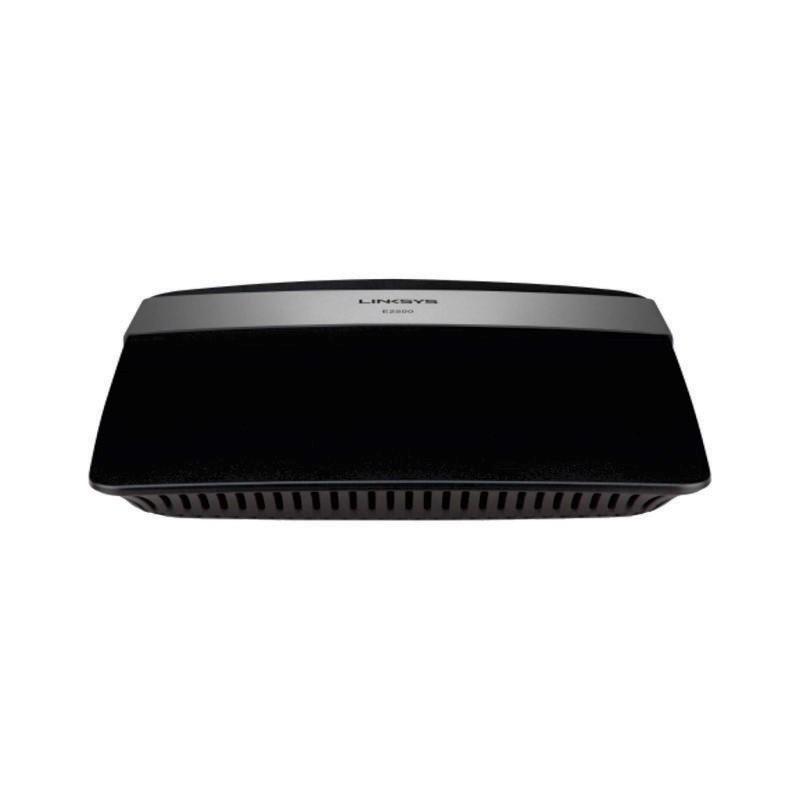 LINKSYS - N600 Advanced Dual-Band Wireless Router [E2500-AP]