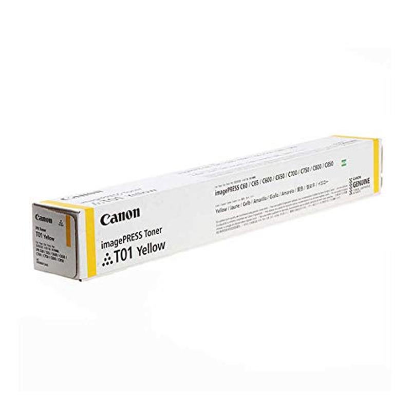 CANON – NPG-64 TONER – T01 Y FOR IPR C800